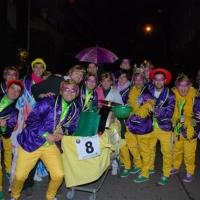 Carnaval 2011 - Desfile de Comparsas, Grupos Menores y Artefactos - 95