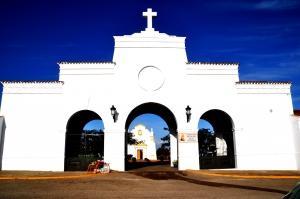 Puerta de acceso. Foto: Enrique Vidarte.
