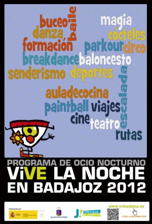 Cartel VNB 2012