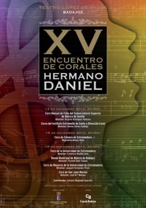 XV Encuentro de Corales Hermano Daniel