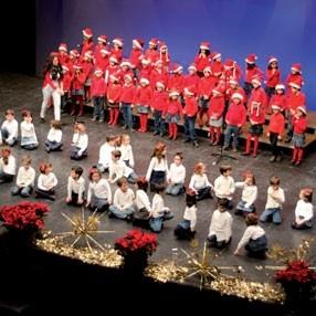 Concierto de Navidad de las Escuelas Municipales de M�sica