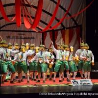 Concurso de Murgas 2013 - Preliminares 29 de Enero - 10