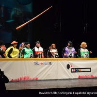Concurso de Murgas 2013 - Preliminares 29 de Enero - 36