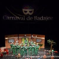 Concurso de Murgas 2013 - Preliminares 30 de Enero - 10