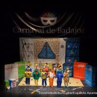 Concurso de Murgas 2013 - Preliminares 30 de Enero - 25