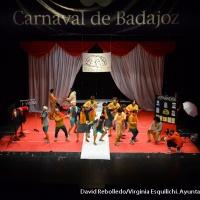 Concurso de Murgas 2013 - Preliminares 31 de Enero - 44