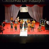 Concurso de Murgas 2013 - Preliminares 31 de Enero - 1