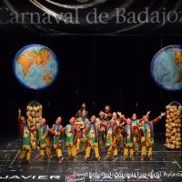 Concurso de Murgas 2013 - Preliminares 31 de Enero - 55