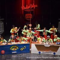 Concurso de Murgas 2013 - Preliminares 1 de Febrero - 15