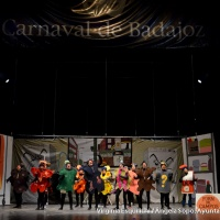 Concurso de Murgas 2013 - Preliminares 1 de Febrero - 11