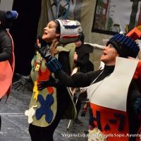 Concurso de Murgas 2013 - Preliminares 1 de Febrero - 16
