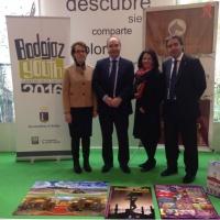 Presentación de la candidatura en Lisboa.