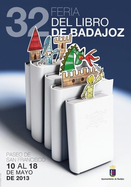 32 Feria del Libro de Badajoz