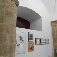 Exposición JABA Evora - Portugal - 1