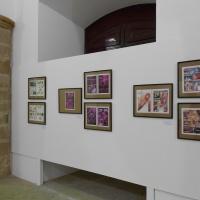 Exposición JABA Evora - Portugal - 2