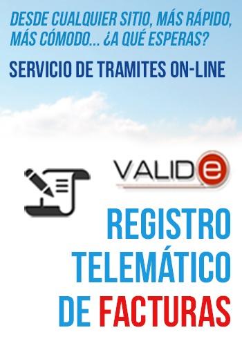 Registro Telem�tico de Facturas