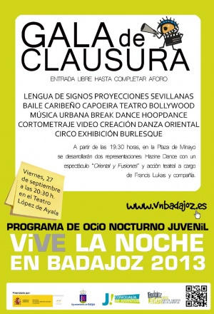 Gala clausura
