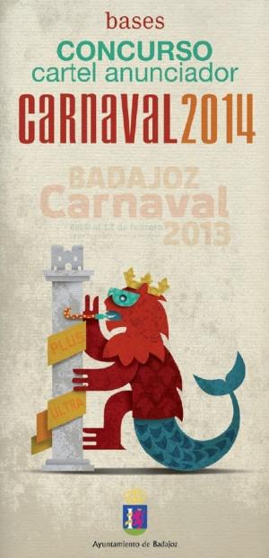 Concurso cartel carnaval 2014