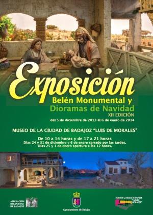 Exposición Belén y Dioramas