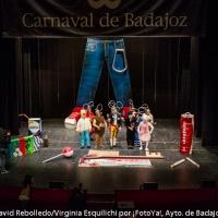 Preliminares del Concurso de Murgas (18/02/14) - 2
