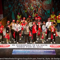 Preliminares del Concurso de Murgas (18/02/14) - 5