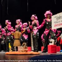 Preliminares del Concurso de Murgas (19/02/14) - 2