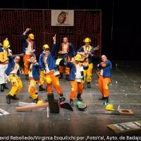 Preliminares del Concurso de Murgas (19/02/14) - 12