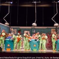 Preliminares del Concurso de Murgas (19/02/14) - 39