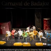 Preliminares del Concurso de Murgas (21/02/14) - 24