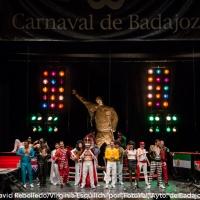 Preliminares del Concurso de Murgas (21/02/14) - 38