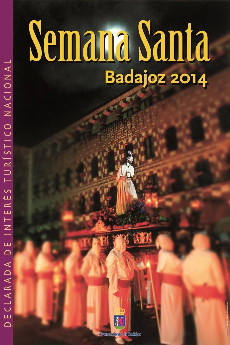 Cartel Semana Santa Badajoz 2014