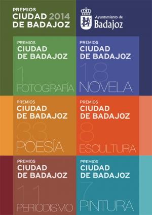 Premios Ciudad de Badajoz 2014