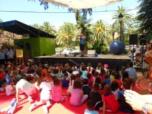 Programa Vive el Verano en Badajoz