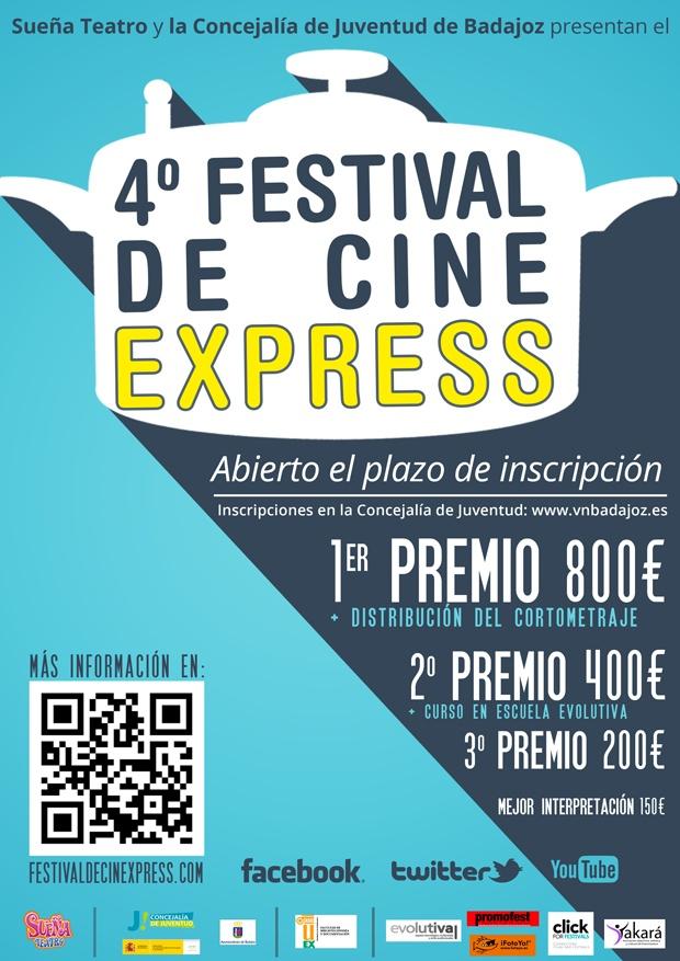 4� FESTIVAL DE CINEXPRESS.