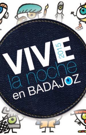 Vive la Noche en Badajoz 2015