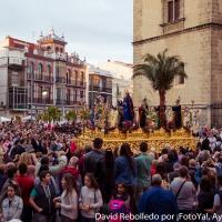 Semana Santa 2015 - Badajoz - Domingo de Ramos - 0