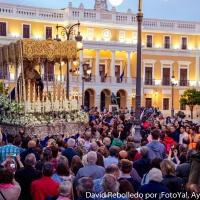 Semana Santa 2015 - Badajoz - Domingo de Ramos - 1