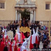 Semana Santa 2015 - Badajoz - Domingo de Ramos - 2