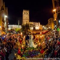 Semana Santa 2015 - Badajoz - Lunes Santo - 16
