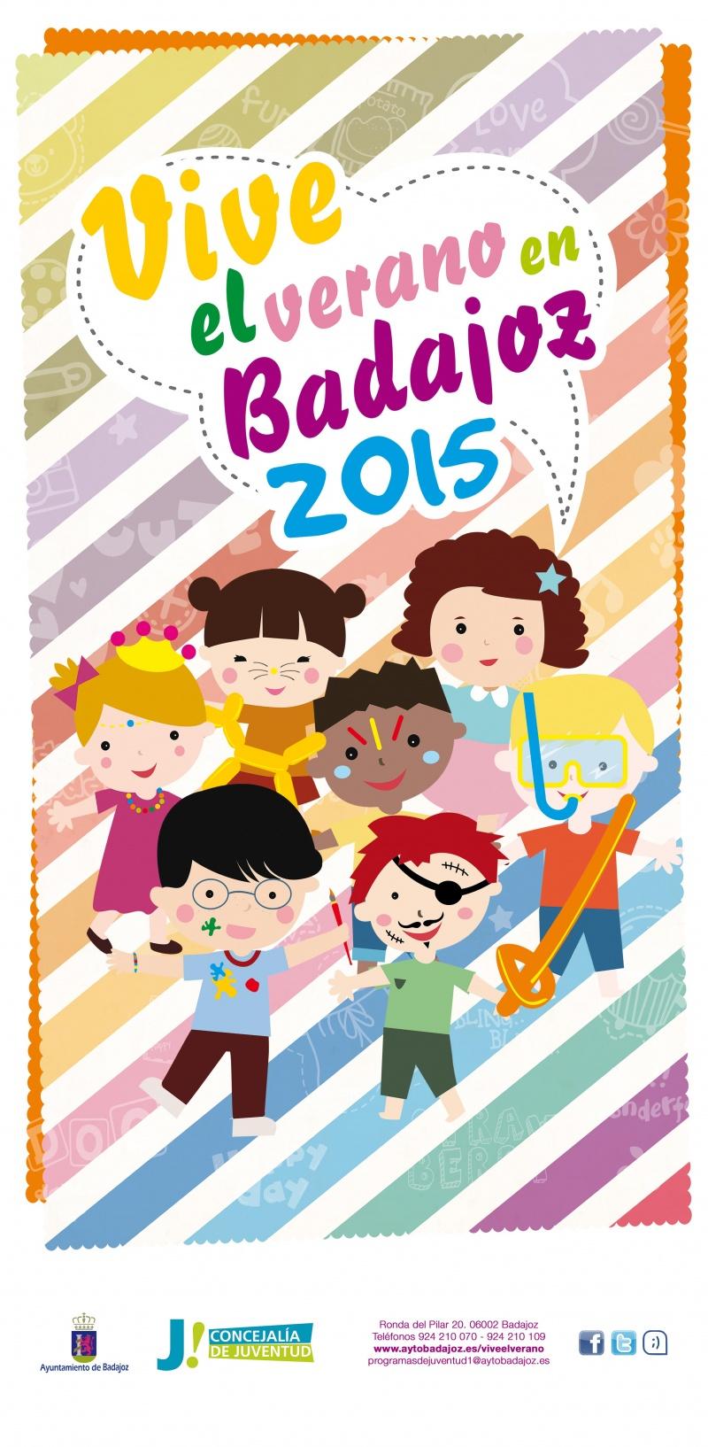 Vive el Verano en Badajoz 2015