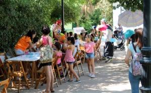 Actividades VVB Parque de Castelar.