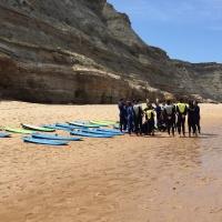 Surf en Portugal. - 1