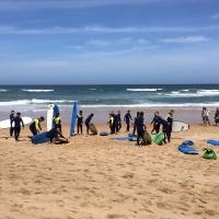 Surf en Portugal. - 3