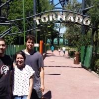Visita al Parque de Atracciones de Madrid. - 2