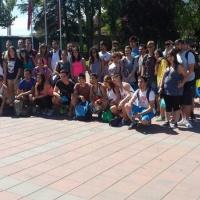 Visita al Parque de Atracciones de Madrid. - 3