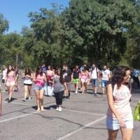 Visita al Parque de Atracciones de Madrid. - 9