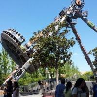 Visita al Parque de Atracciones de Madrid. - 10