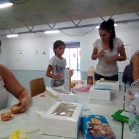 Taller Cupcakes Valdebótoa y Sagrajas. - 2