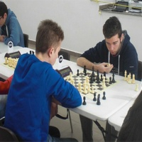 Taller de ajedrez. - 1