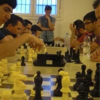 Taller de ajedrez. - 2